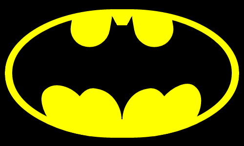 500x300 gallery how to draw the batman symbol