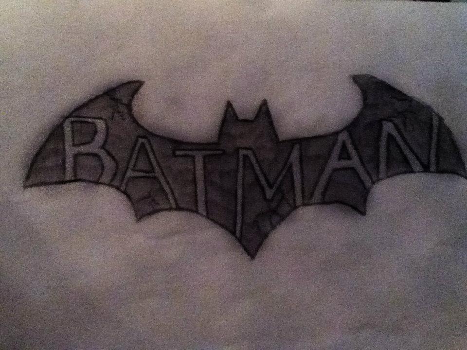 Batman Symbol Drawing At Getdrawings Free For Personal Use