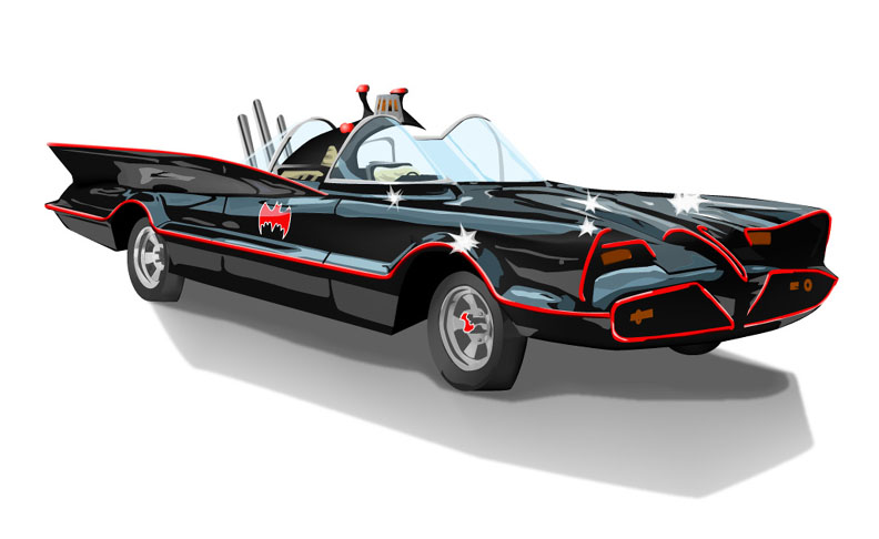 792x486 Batmobile By Sacking Jimmy