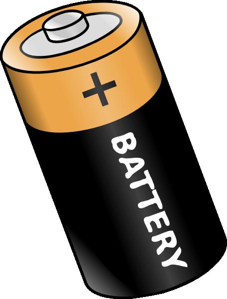 456x599 Battery 2 Clip Art