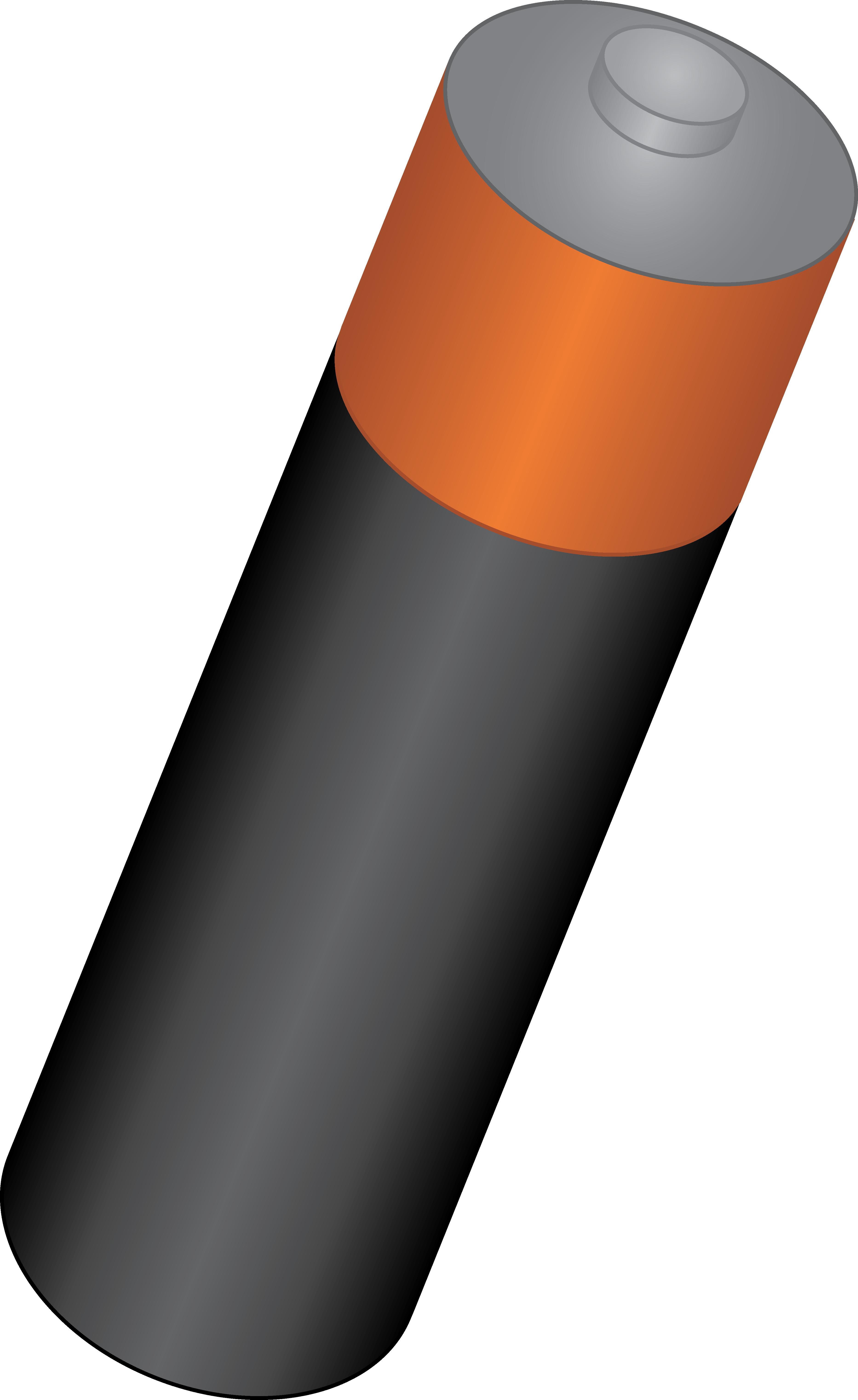 3731x6087 Single Aa Battery