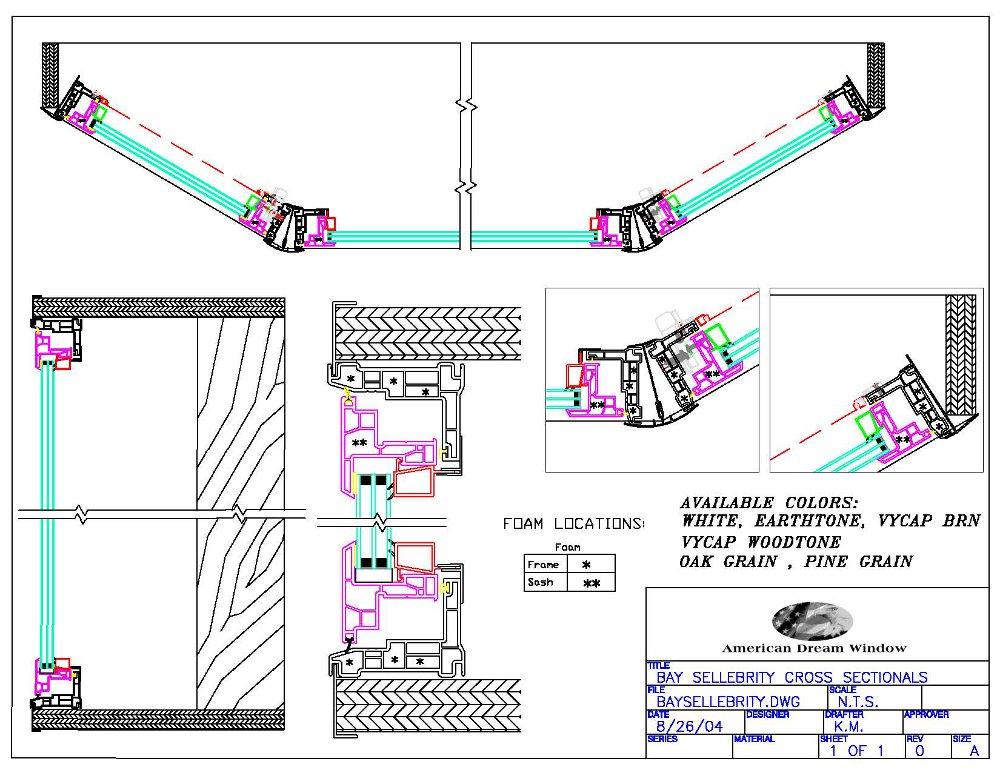 1000x773 Bay Window Framing Details. Home Design. Home Design Ideas
