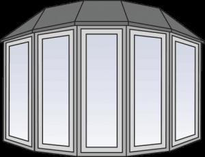 300x229 Bow And Bay Windows Renewal By Andersen Arkansas Bentonville