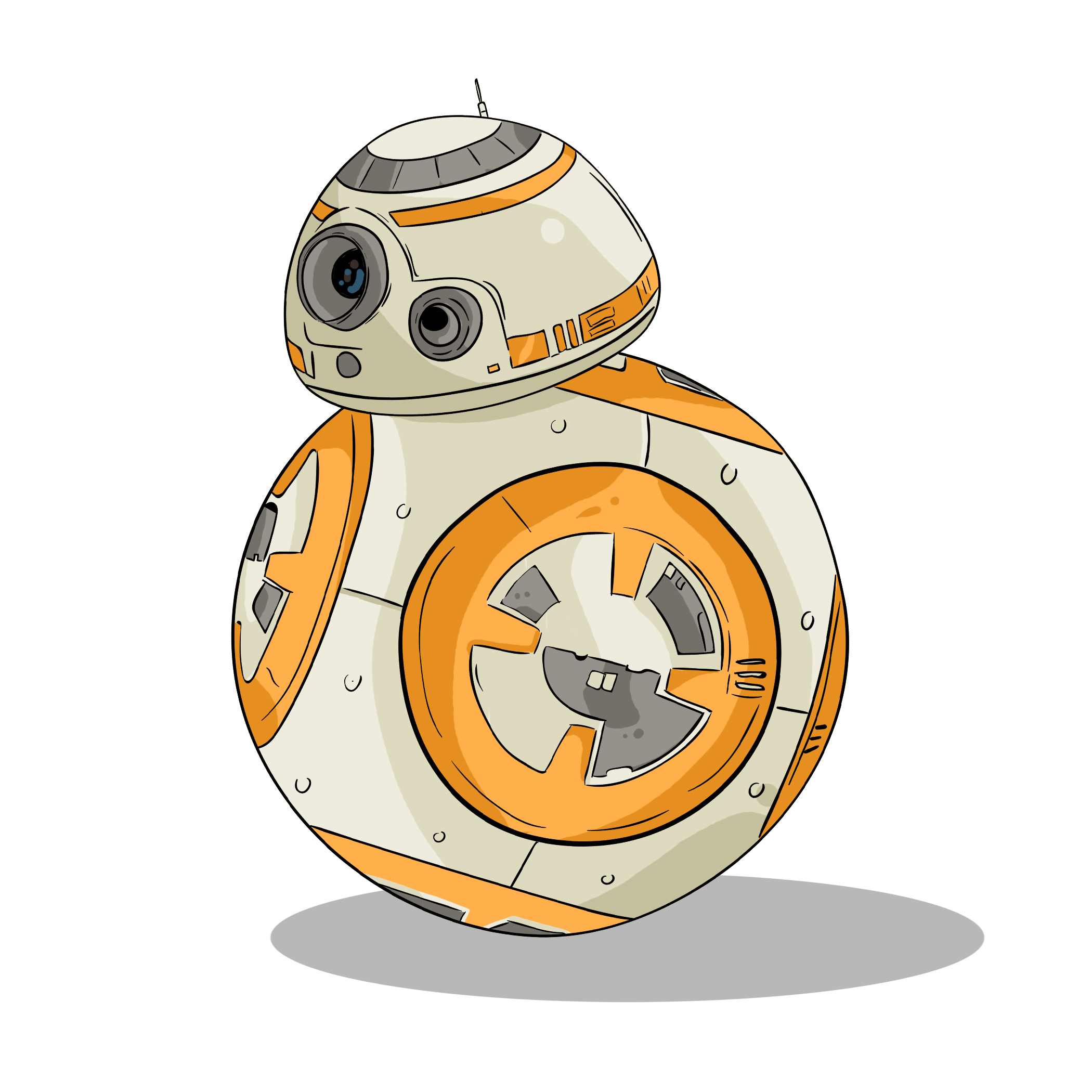 2100x2100 Bb 8 Drawing By Pretoriandesign On Newgrounds