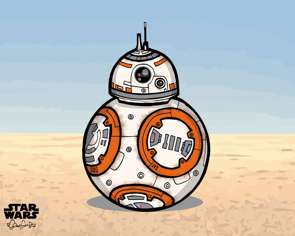1000x800 Picture For Fun Tshirts Bb8 And Starwars