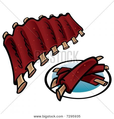 bbq ribs drawing at getdrawings free for personal use bbq ribs Ribs On Weber Smokey Mountain 450x470 bbq ribs clipart clipart panda