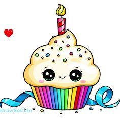 236x236 Birthday Cake Artdrawings Birthday Cakes