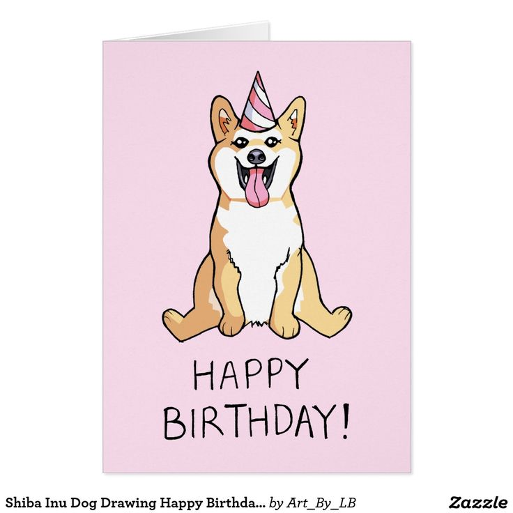 736x736 34 Best Cute Animal Drawing Happy Birthday Cards Images