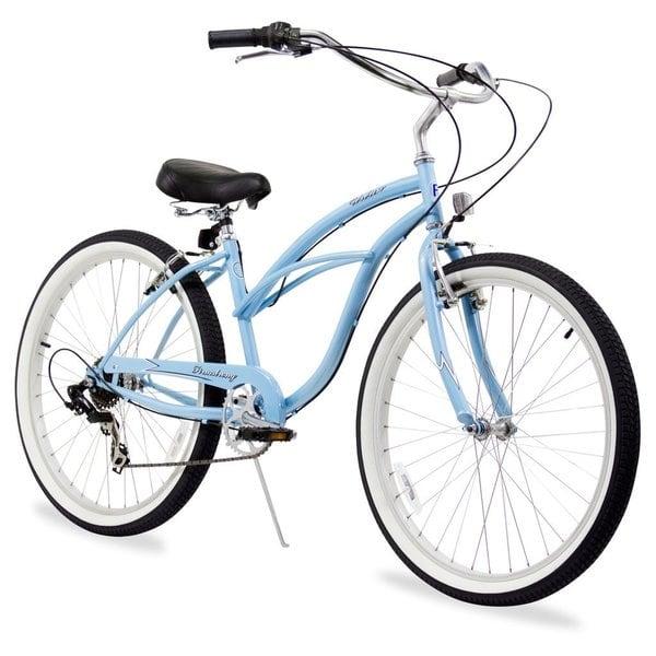 600x600 26 Firmstrong Urban Lady Seven Speed Women's Beach Cruiser Bike