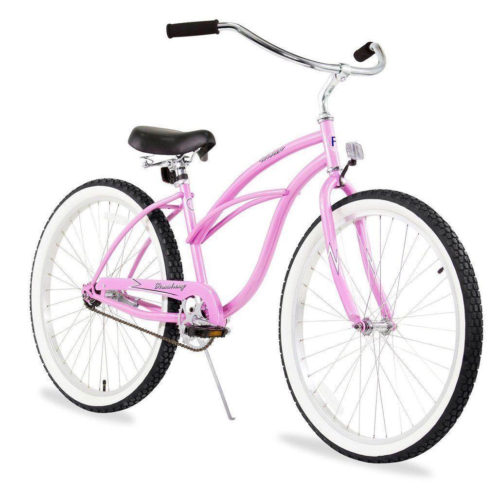 1024x1024 26 Firmstrong Urban Lady Single Speed Women's Beach Cruiser Bike