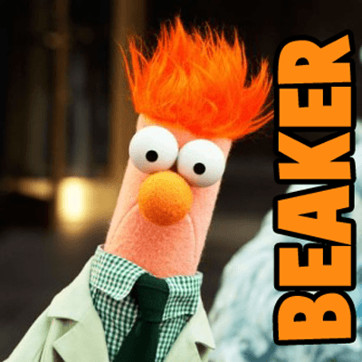400x400 How To Draw Beaker From The Muppets Movie And Show In Easy Steps
