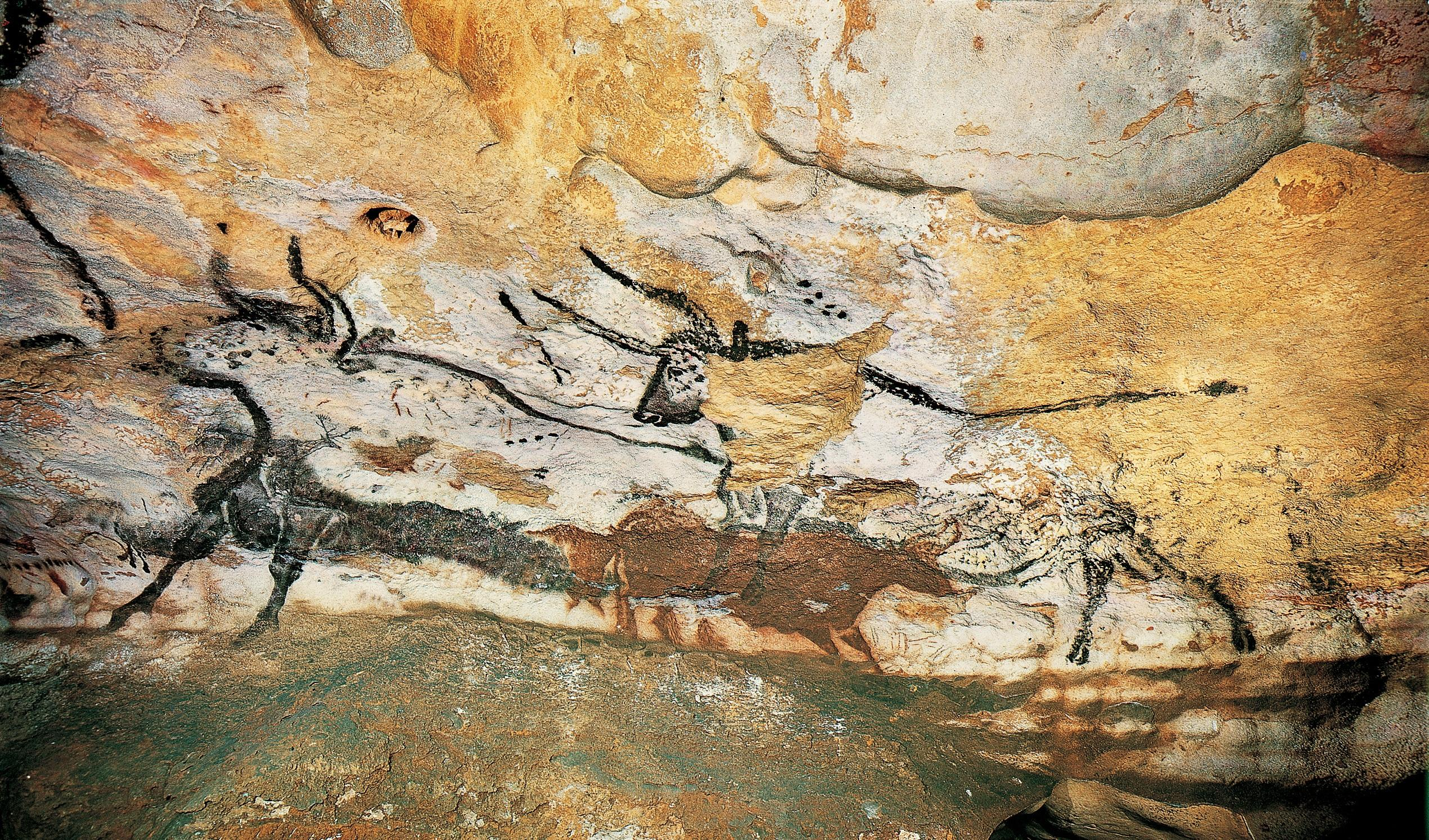 Image by Monika Hedman on concentration | Brother bear art ... |Lascaux Cave Paintings Bear
