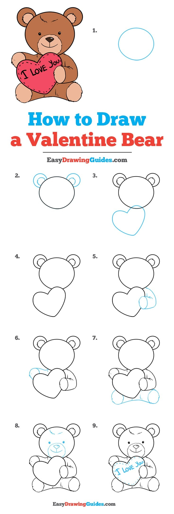 Bear Drawing Step By Step At Getdrawings Com Free For Personal Use