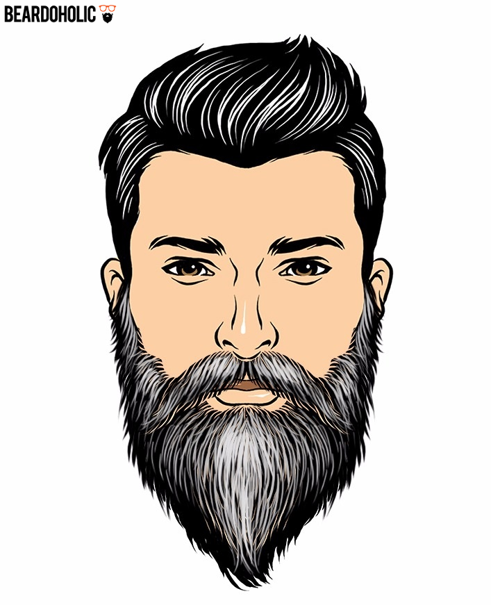 707x871 Types Of Beard Styles