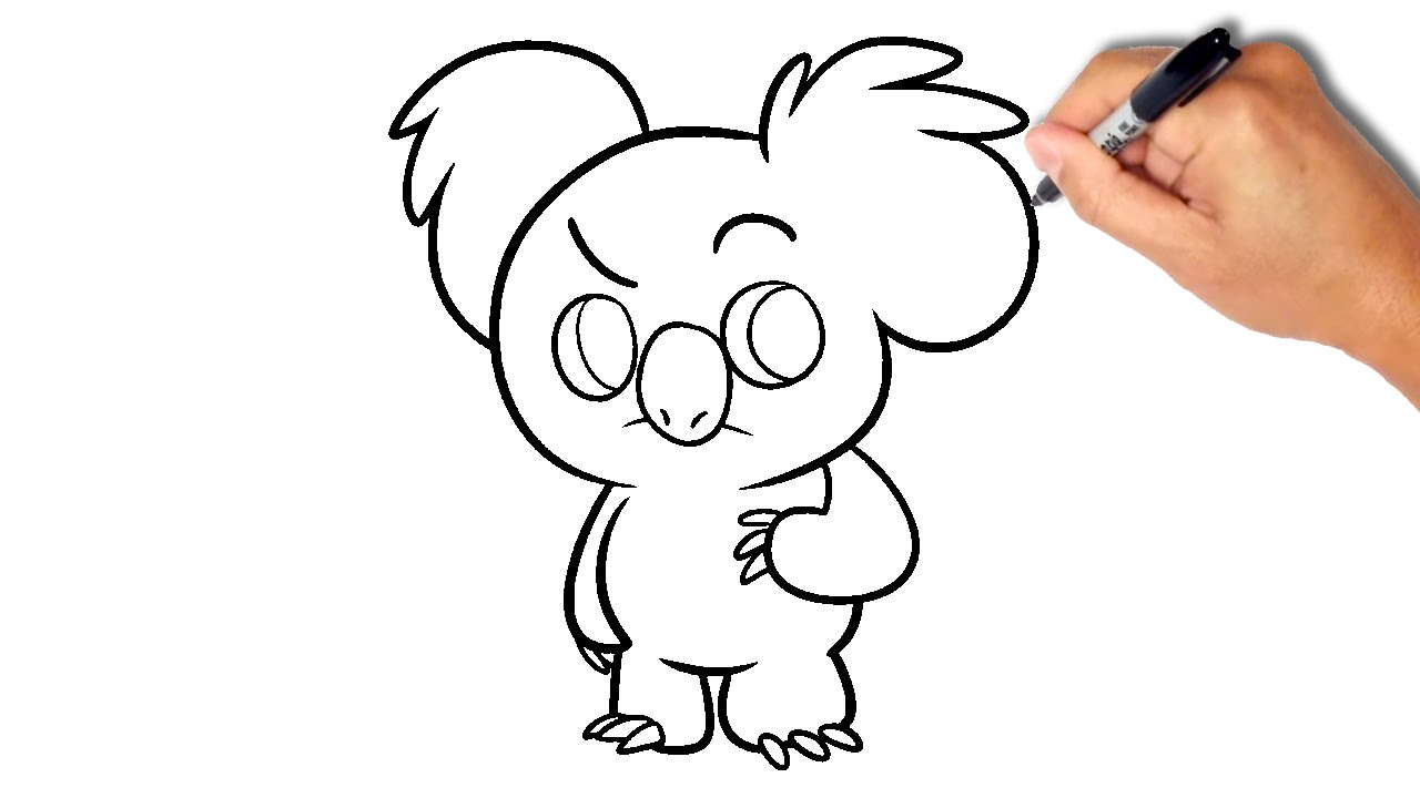 1280x720 How To Draw Nom Nom From We Bare Bears