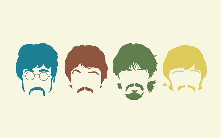 900x563 The Beatles By Boggiewu