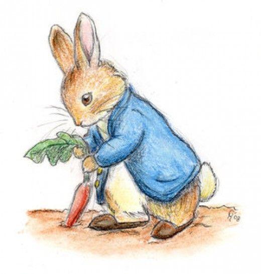 520x546 Beatrix Potter Books Beatrix Potter Books, Peter Rabbit