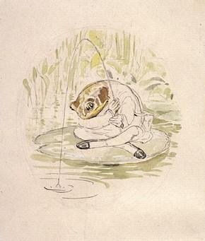 290x341 Beatrix Potter The Art Of Illustration