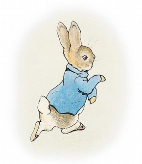 290x334 Beatrix Potter The Tale Of Peter Rabbit