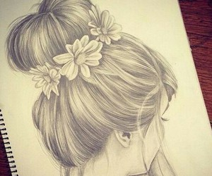 300x250 52 Images About Beautiful Drawings Girls Lt3 On We Heart It