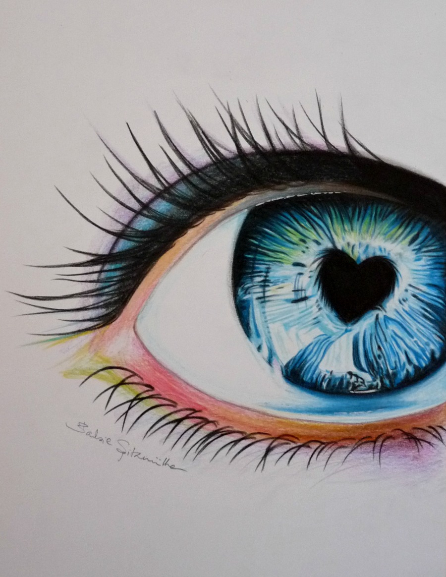 900x1164 Beautiful Eyes Drawing Step By Step Art, Black And White, Draw