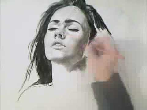 480x360 How To Make A Drawing Of The Beautiful Girl.