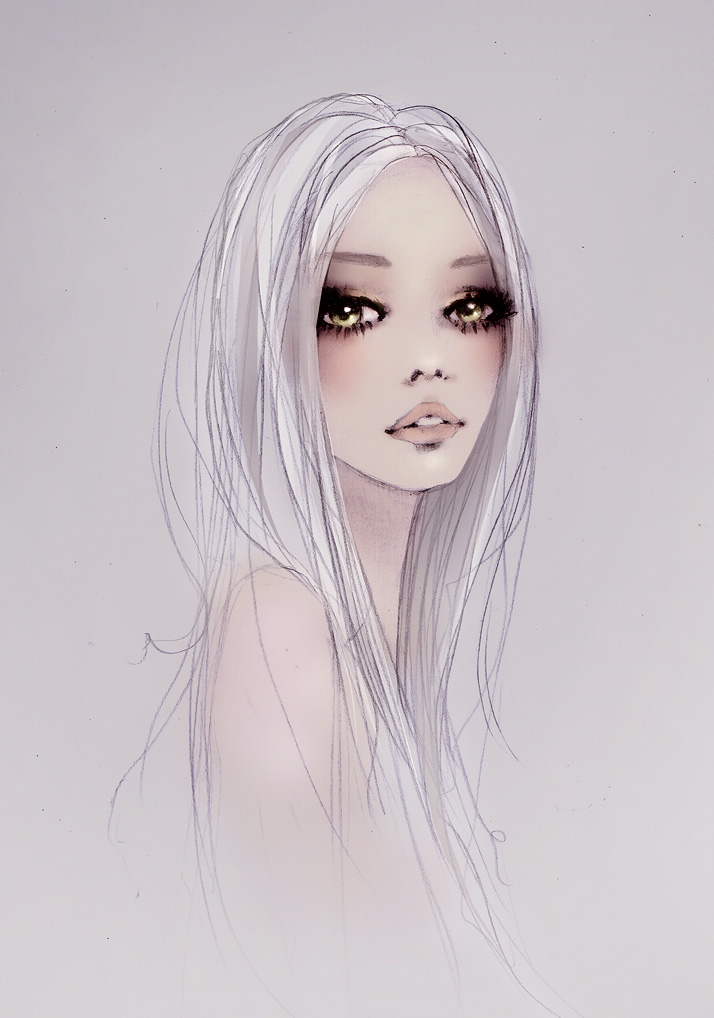 714x1018 A Girl Called Jo. Beautiful Drawings.