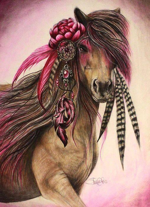 508x700 Beautiful Horse Art Work. Krysten's Horses Horse