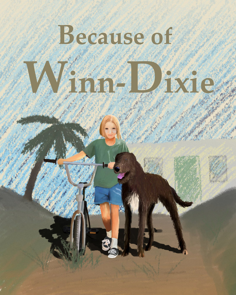Because Of Winn Dixie Drawing at GetDrawingscom Free for personal