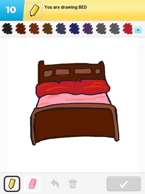500x667 Bed Drawings
