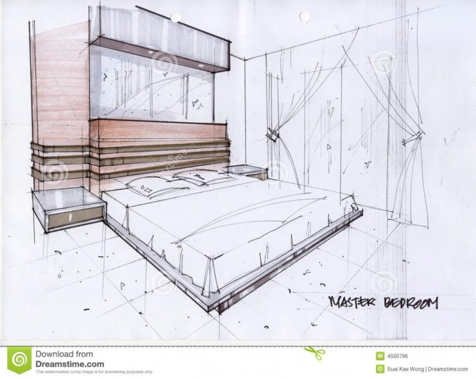 970x771 Bedroom Drawing Room Sketch Pics Bedroom Kids And Adult Charming