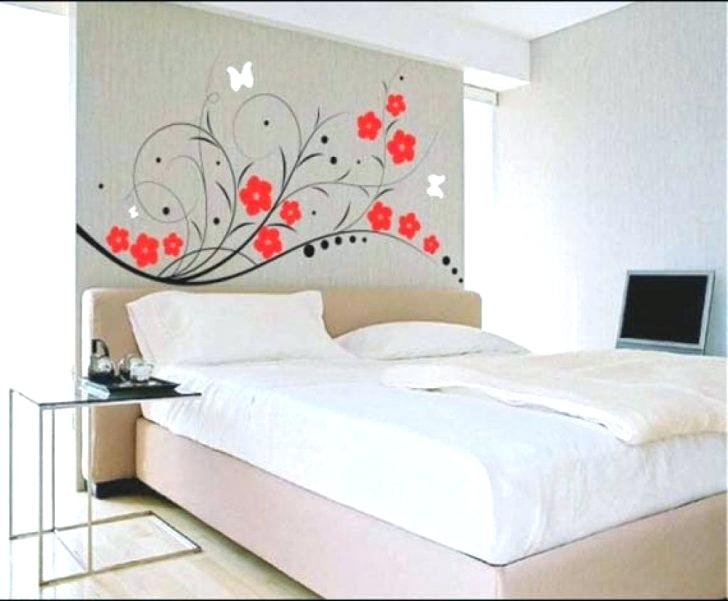 728x601 Drawing On Bedroom Walls Fun Feature Walls Drawing On Your Bedroom