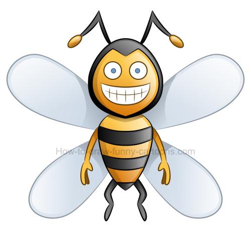 500x472 A Bee