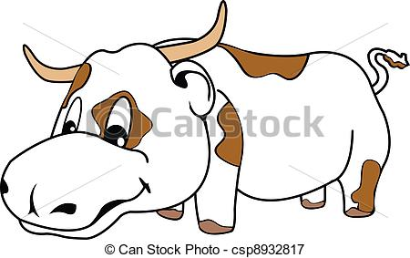 450x283 Beef Cow Drawing Clipart Panda