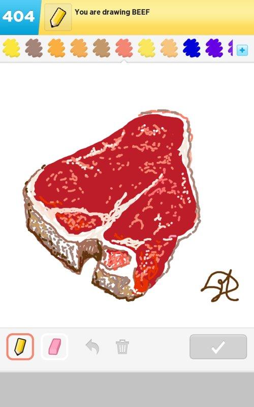 500x800 Beef Drawings