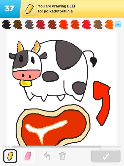 500x667 Beef Drawings