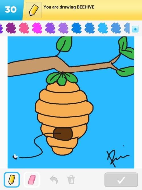 500x667 Beehive Drawings