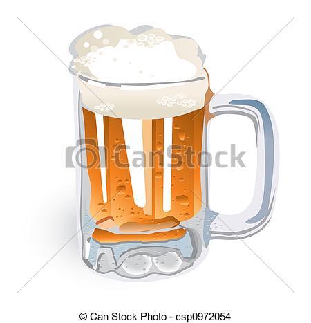 450x467 Beer Mug (Illustration) Beer Mug (Xxl Jpeg Made From Vector