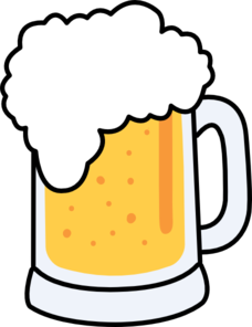 228x296 Oktoberfest Beer Mug Clip Art