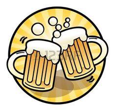 235x227 Beer Mug Drawings