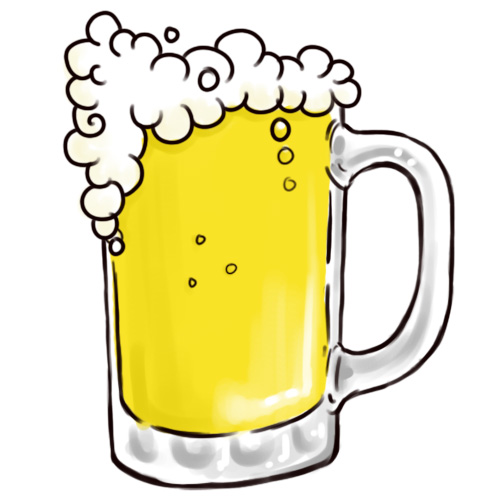 500x500 Wikihow To Draw A Beer Mug