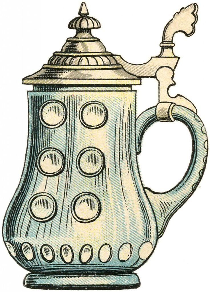 736x1019 166 Best ~beer Steins~ Images On Beer Stein, Beer Mugs