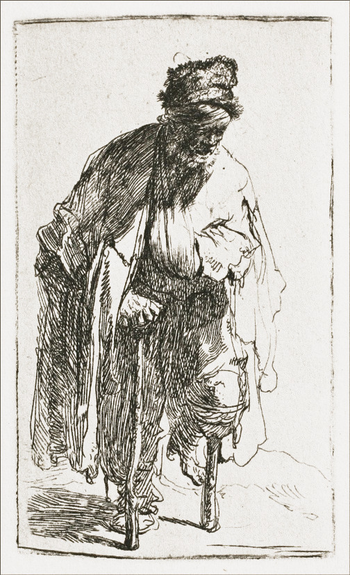 504x828 The Beggar Of The Stick, Sketch, Pencil Drawing, Sticks Png Image