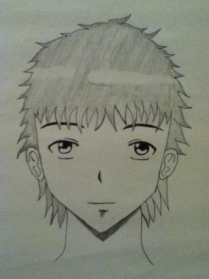 Beginner Anime Drawing At Getdrawings Com Free For Personal Use