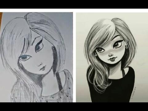480x360 diy sketch drawing beginners pencil drawing