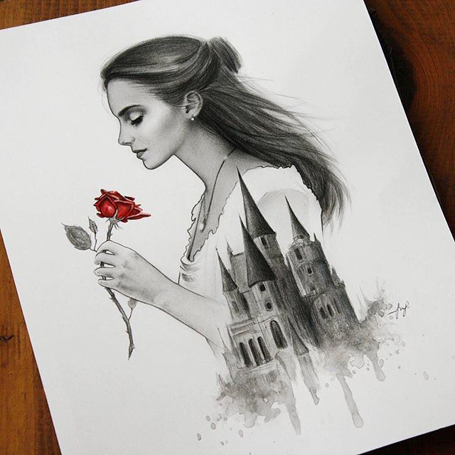640x640 Beauty And The Beast Favourite Disney Film Emma Watson Favourite