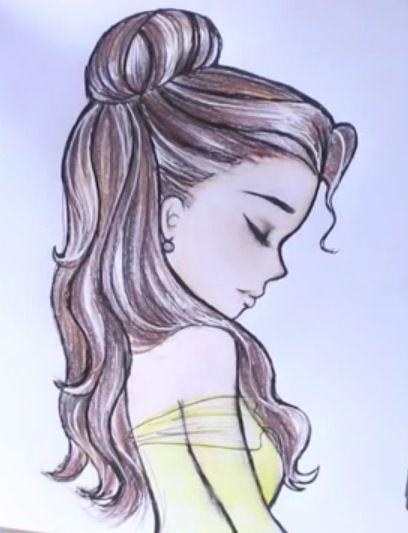 408x533 Drawing Princess Bella Doodle Le Do Princess