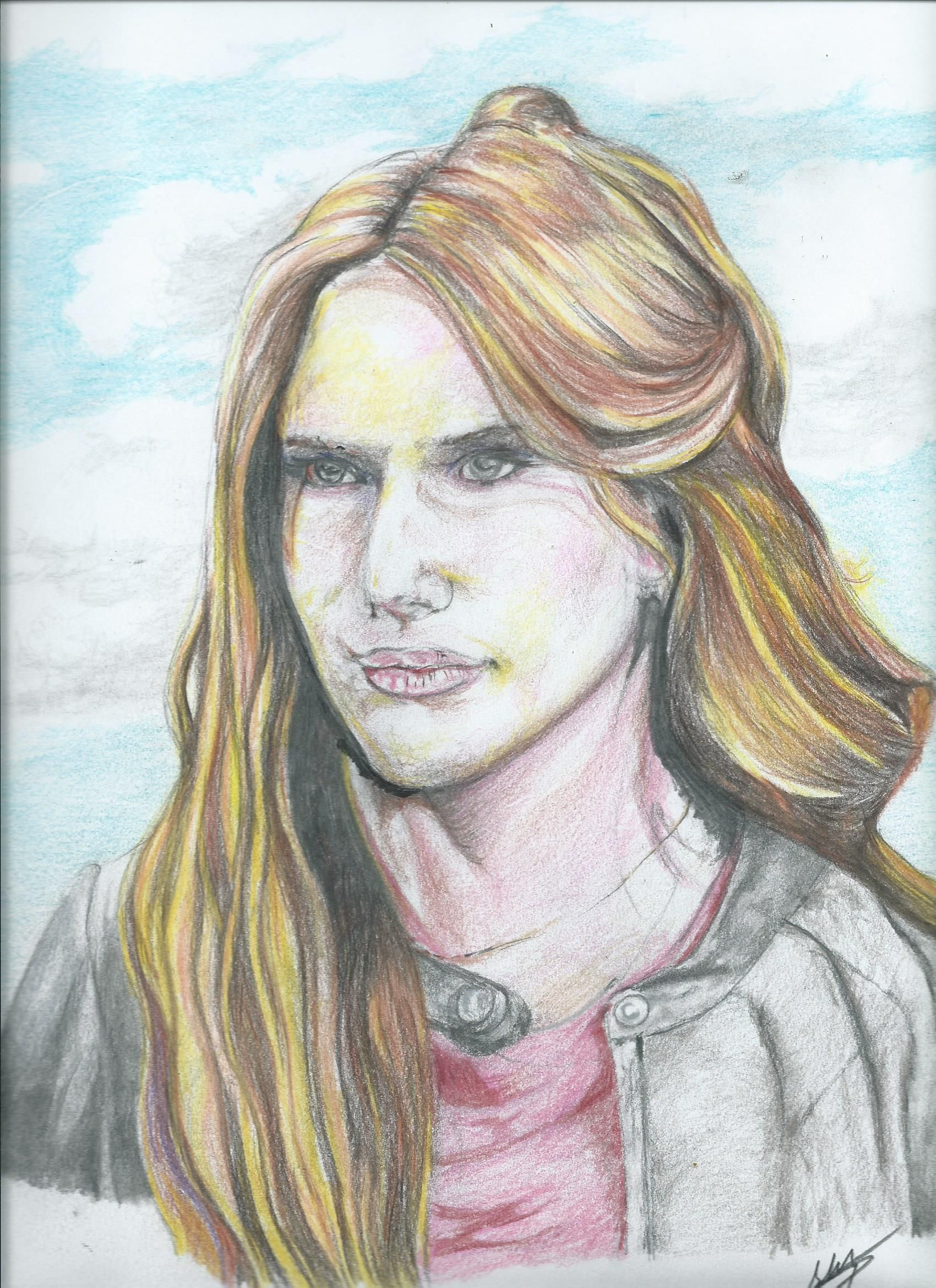 1700x2338 My Drawing Of Bella As Jolie Bella Thorne Photo Gallery