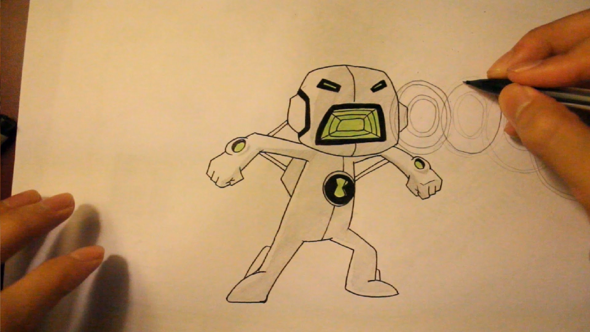 Ben 10 Drawing at GetDrawings.com | Free for personal use Ben 10 ...