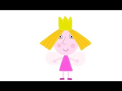 480x360 How To Draw Holly From Ben And Holly's Little Kingdom Episodes